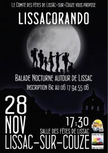 10eme Randonnée nocturne @ Lissac-sur-Couze | Limousin | France