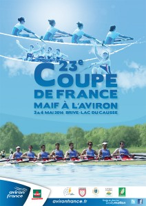 AVIRON : Coupe de France MAIF @ Lac du Causse | Lissac-sur-Couze | Limousin | France
