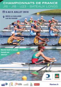Championnat de France d'Aviron @ Lac du Causse | Lissac-sur-Couze | Nouvelle-Aquitaine | France